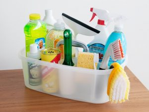 cleaning-caddy